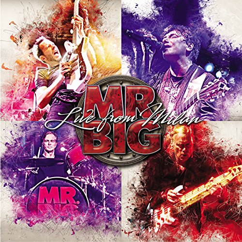 LIVE FROM MILAN-MR BIG